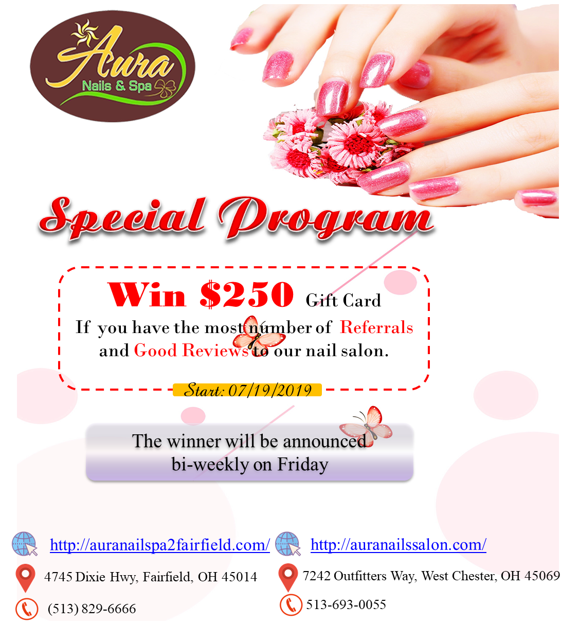 Aura Nails Spa 2